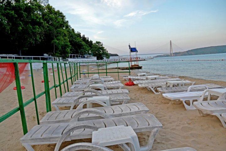 Sarıyer Altınkum Kadınlar Plajı Servisi